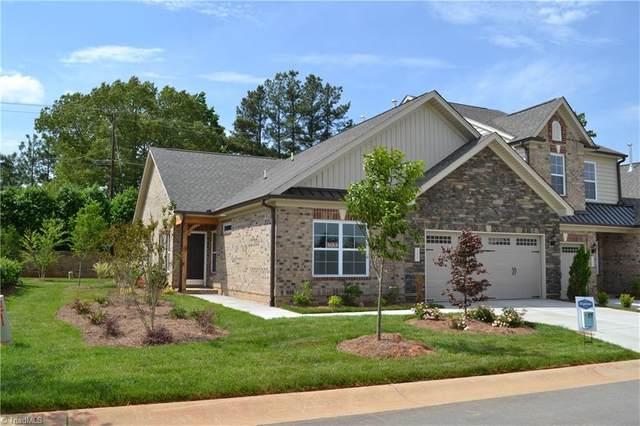 107 Saint Christopher Drive #166, Gibsonville, NC 27249 (MLS #1006425) :: Berkshire Hathaway HomeServices Carolinas Realty
