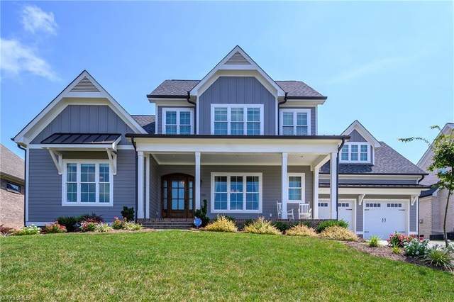 5325 Summer Hill Lane, Winston Salem, NC 27106 (MLS #1006683) :: EXIT Realty Preferred