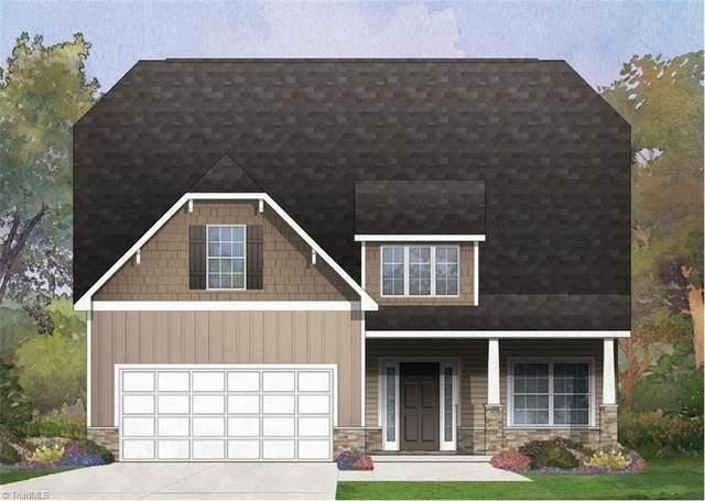 8629 Stone Valley Drive, Clemmons, NC 27012 (MLS #1006903) :: Greta Frye & Associates | KW Realty Elite