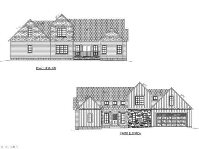 118 Lavender Farm Trail, Advance, NC 27006 (MLS #1006911) :: Berkshire Hathaway HomeServices Carolinas Realty