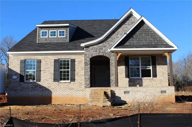 1441 Kernodle Landing Drive Lot #6 Kl, Burlington, NC 27215 (MLS #1006936) :: Berkshire Hathaway HomeServices Carolinas Realty
