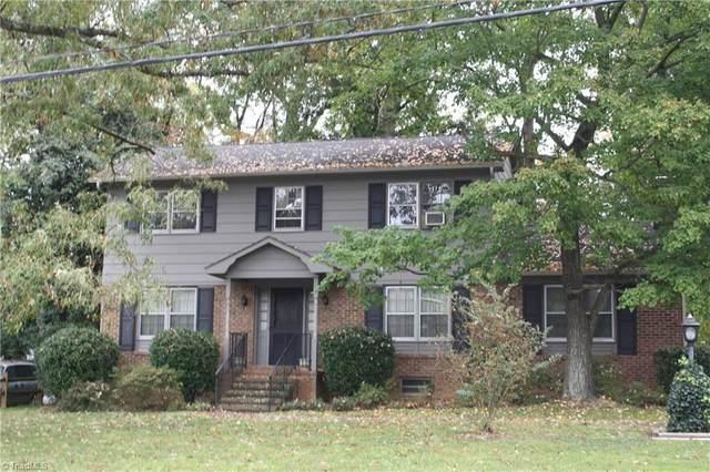 3506 Johnson Street, High Point, NC 27265 (MLS #1006940) :: Berkshire Hathaway HomeServices Carolinas Realty
