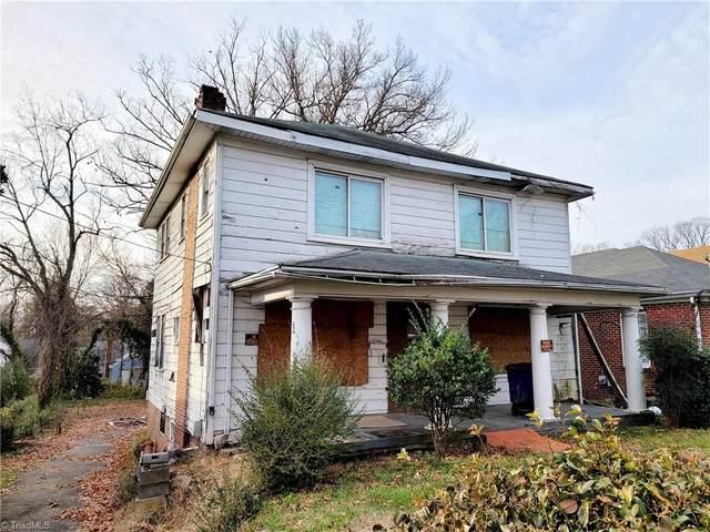 2940 Bon Air Avenue, Winston Salem, NC 27105 (MLS #1006958) :: Berkshire Hathaway HomeServices Carolinas Realty