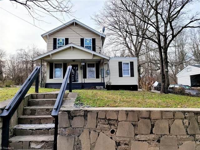 1612 Attucks Street, Winston Salem, NC 27105 (MLS #1006960) :: Ward & Ward Properties, LLC