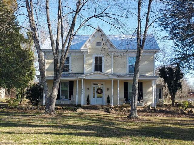 1948 Farmington Road, Mocksville, NC 27028 (#1006974) :: Premier Realty NC