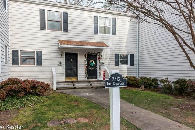 2313 Terra Stone Court C, Winston Salem, NC 27103 (MLS #1007115) :: Berkshire Hathaway HomeServices Carolinas Realty