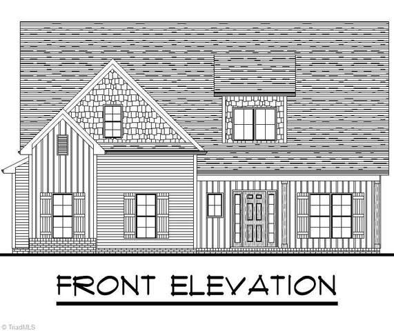 170 Eagle Lane, Lexington, NC 27295 (MLS #1007200) :: Berkshire Hathaway HomeServices Carolinas Realty