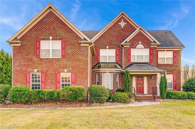 7893 Elizabeth Drive, Oak Ridge, NC 27310 (MLS #1007241) :: Berkshire Hathaway HomeServices Carolinas Realty