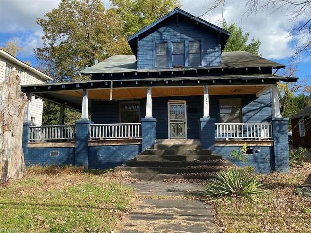 2509 N Patterson Avenue, Winston Salem, NC 27105 (MLS #1007309) :: Berkshire Hathaway HomeServices Carolinas Realty