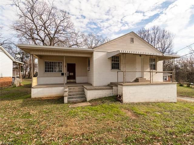 1003 Silver Avenue, Greensboro, NC 27403 (MLS #1007315) :: Berkshire Hathaway HomeServices Carolinas Realty