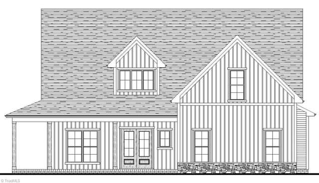 247 Deerwood Drive, Lexington, NC 27295 (MLS #1007401) :: Berkshire Hathaway HomeServices Carolinas Realty