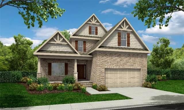 743 Gibb Street, Winston Salem, NC 27106 (MLS #1007402) :: Ward & Ward Properties, LLC