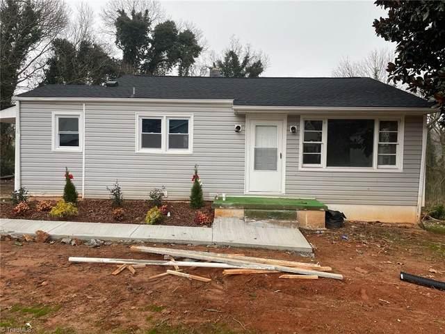 408 Buick Street, Winston Salem, NC 27101 (MLS #1007518) :: Lewis & Clark, Realtors®