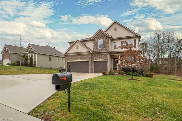 2053 Aramanche Drive, Burlington, NC 27215 (MLS #1007567) :: Berkshire Hathaway HomeServices Carolinas Realty