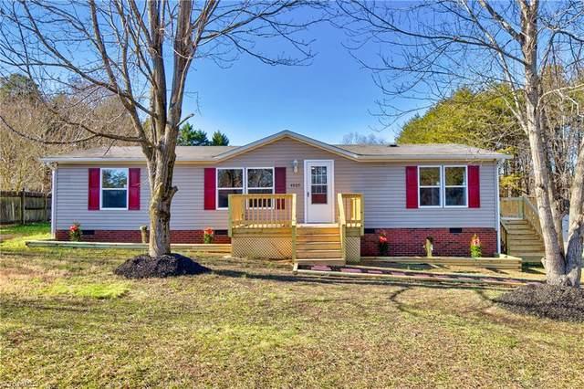 4505 Saddlebranch Drive, Gibsonville, NC 27217 (MLS #1007598) :: Berkshire Hathaway HomeServices Carolinas Realty