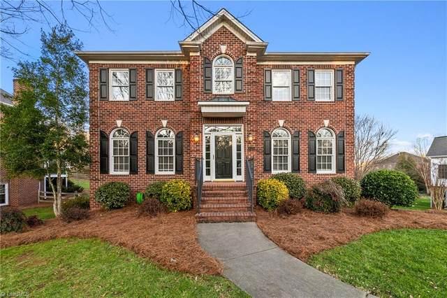 4775 Century Oaks Lane, Winston Salem, NC 27106 (MLS #1007645) :: Berkshire Hathaway HomeServices Carolinas Realty