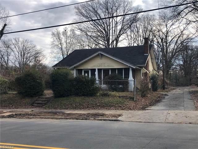 414 E 25th Street, Winston Salem, NC 27105 (MLS #1007673) :: Berkshire Hathaway HomeServices Carolinas Realty