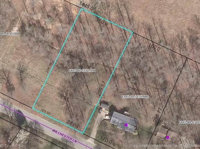 119 Wilchester Lane, Kernersville, NC 27284 (#1007683) :: Mossy Oak Properties Land and Luxury