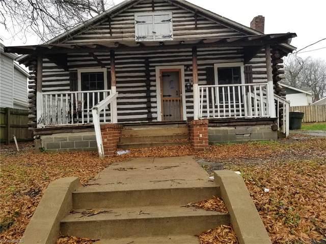 1222 Martin Luther King Jr Drive, Greensboro, NC 27406 (MLS #1007706) :: Lewis & Clark, Realtors®