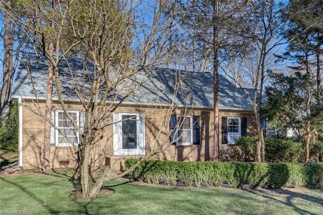 2602 Gracewood Drive, Greensboro, NC 27408 (MLS #1007772) :: Hillcrest Realty Group