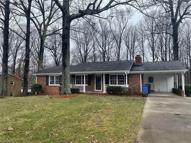 5925 Timberwood Trail, Kernersville, NC 27284 (MLS #1007778) :: Berkshire Hathaway HomeServices Carolinas Realty