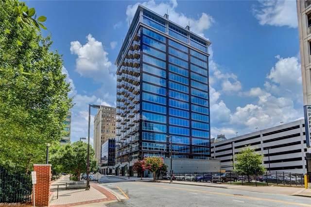 201 N Elm Street #704, Greensboro, NC 27401 (MLS #1007808) :: Ward & Ward Properties, LLC