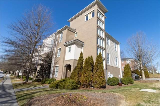 600 Bellemeade Street #16, Greensboro, NC 27401 (MLS #1007817) :: Greta Frye & Associates | KW Realty Elite