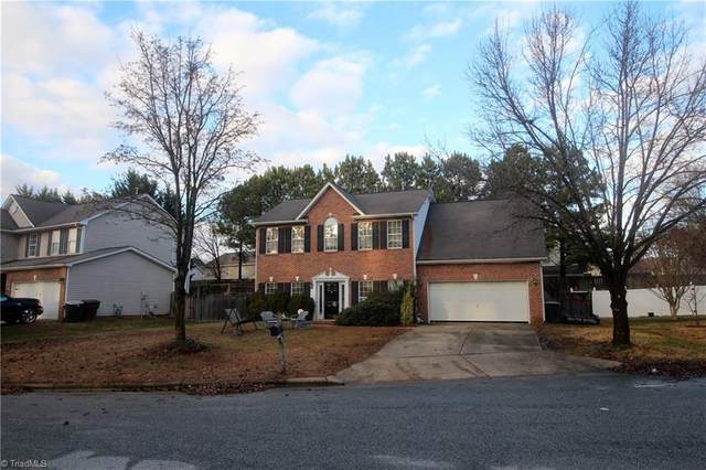 25 Hartsfield Court #25, Greensboro, NC 27407 (MLS #1007820) :: Berkshire Hathaway HomeServices Carolinas Realty