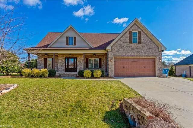 8204 Barbelo Drive, Stokesdale, NC 27357 (MLS #1007828) :: Berkshire Hathaway HomeServices Carolinas Realty