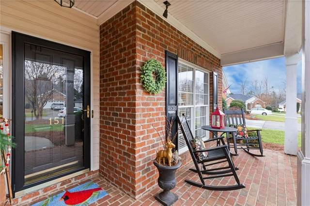 151 N Saint Andrews Drive, Advance, NC 27006 (#1007866) :: Premier Realty NC