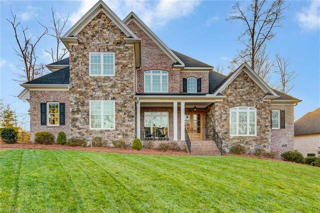 1711 Willow Wick Drive, Greensboro, NC 27408 (MLS #1007890) :: Greta Frye & Associates | KW Realty Elite