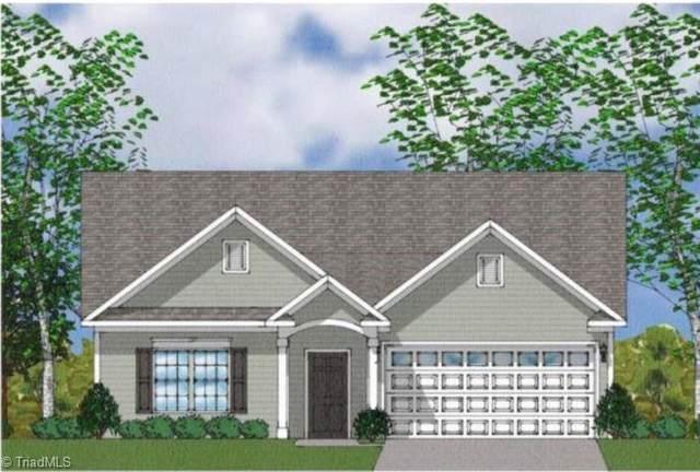 1070 Woodview Ridge Trail #49, Lewisville, NC 27023 (MLS #1007927) :: Berkshire Hathaway HomeServices Carolinas Realty