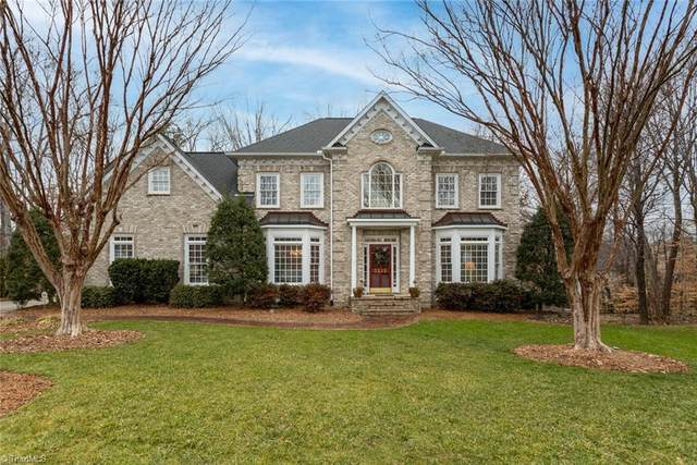 3212 Timberoak Court, Greensboro, NC 27410 (MLS #1007941) :: Berkshire Hathaway HomeServices Carolinas Realty
