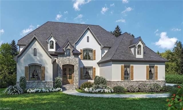 511 Mashie Drive, Summerfield, NC 27358 (MLS #1007964) :: Berkshire Hathaway HomeServices Carolinas Realty