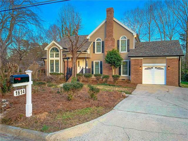 1614 Staley Road, High Point, NC 27265 (MLS #1007972) :: Berkshire Hathaway HomeServices Carolinas Realty