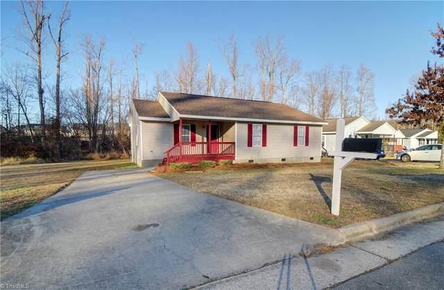 4301 Joy Ann Terrace, Greensboro, NC 27405 (MLS #1007974) :: Berkshire Hathaway HomeServices Carolinas Realty