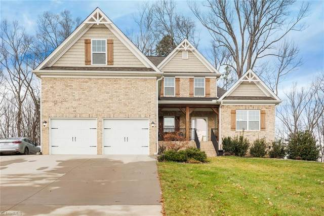 375 Meadowfield Run, Clemmons, NC 27012 (MLS #1007993) :: Berkshire Hathaway HomeServices Carolinas Realty