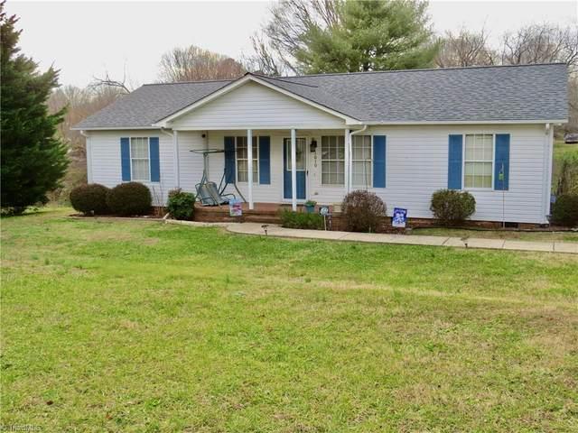 1010 Uhles Street, Reidsville, NC 27320 (MLS #1008014) :: Ward & Ward Properties, LLC