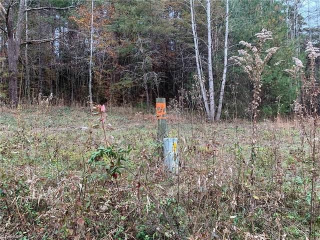 00 Fish Dam Creek Road, Millers Creek, NC 28651 (MLS #1008028) :: Ward & Ward Properties, LLC