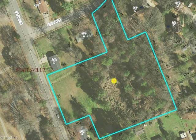 322 N Race Street, Statesville, NC 28677 (MLS #1008054) :: Berkshire Hathaway HomeServices Carolinas Realty