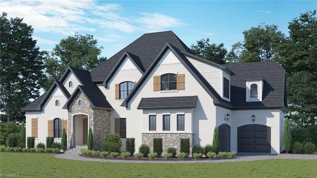 326 Niblick Drive, Summerfield, NC 27358 (MLS #1008058) :: Berkshire Hathaway HomeServices Carolinas Realty