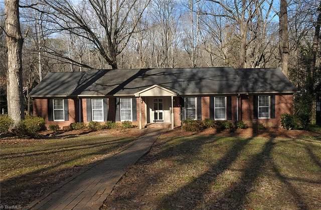 326 Camelot Drive, Salisbury, NC 28144 (MLS #1008100) :: Berkshire Hathaway HomeServices Carolinas Realty