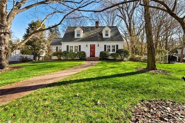 411 Lynn Avenue, Winston Salem, NC 27104 (MLS #1008106) :: Berkshire Hathaway HomeServices Carolinas Realty