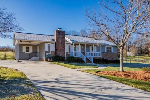205 Blair Drive, Archdale, NC 27263 (MLS #1008153) :: Team Nicholson