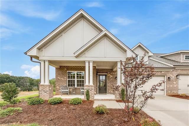 1005 Beechcrest Drive, Kernersville, NC 27284 (MLS #1008197) :: Berkshire Hathaway HomeServices Carolinas Realty