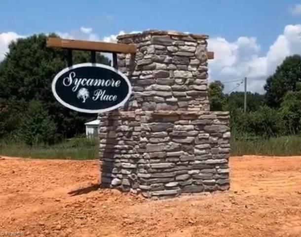 250 Dyna Drive, Lexington, NC 27295 (MLS #1008208) :: Berkshire Hathaway HomeServices Carolinas Realty