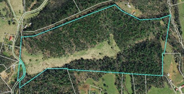 000 Barlow Hill Road, North Wilkesboro, NC 28659 (MLS #1008229) :: Ward & Ward Properties, LLC