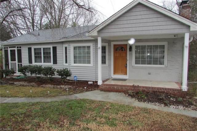 1748 Polo Road, Winston Salem, NC 27106 (MLS #1008278) :: Greta Frye & Associates | KW Realty Elite