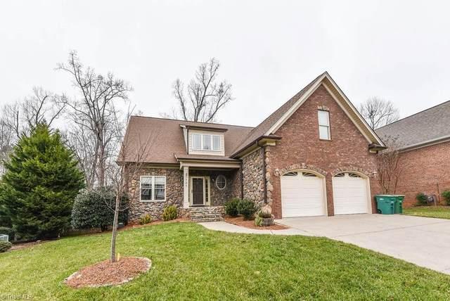 7131 Greystone Village Court, Clemmons, NC 27012 (MLS #1008284) :: Berkshire Hathaway HomeServices Carolinas Realty