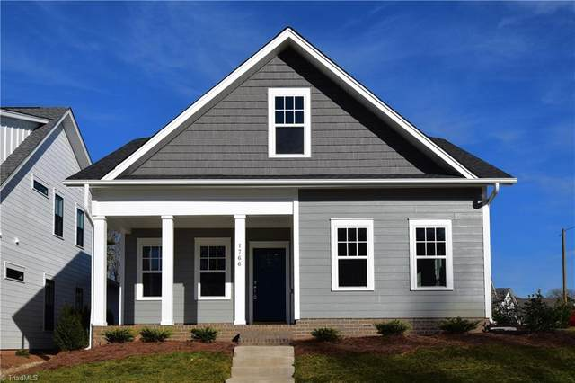 1786 Hickorycrest Street, Kernersville, NC 27284 (MLS #1008289) :: Berkshire Hathaway HomeServices Carolinas Realty